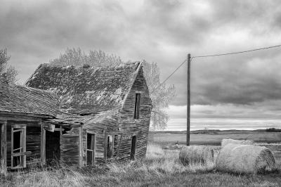 Abandoned 9, rolette county, north dakota