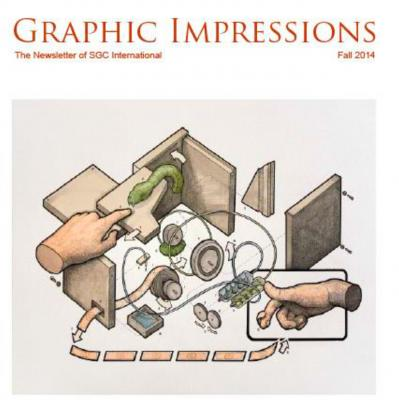Graphic impressions 1square